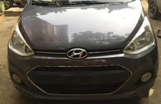 Hyundai i10 2015 Gray for sale