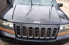 2002 Grand Cherokee at mileage 209,551 for sale in Lagos
