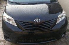 Toyota Sienna 2014 Black for sale