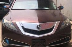 Selling 2010 Acura ZDX sedan at mileage 75,232