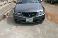 Honda Accord 2005 2.4 Type S Gray  for sale