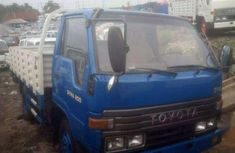 Sell well kept blue 2002 Opel Dyna pickup / truck manual in Lagos