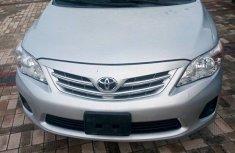 Super clean  Toyota Corolla 2013 Silver  color for sale