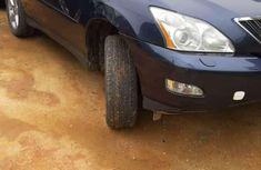 Neatly used Nigeria Lexus RX 2007 350 Blue color for sale