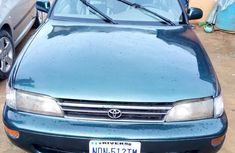 Toyota Corolla 1998 Green for sale