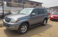 New Arrival Tokunbo Lexus GX470 2005 Blue For Sale