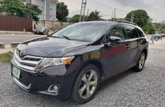 Sell cheap black 2012 Toyota Avensis automatic in Lagos