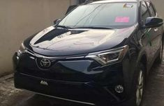 Used black 2018 Aston Martin RAV4 for sale at price ₦13,000,000 in Lagos