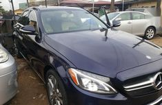 Mercedes-Benz C300 2015 Blue for sale