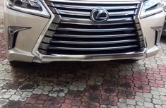 Lexus LX 2016 Gold for sale