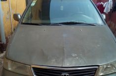 Honda Odyssey 2000 Gray for sale