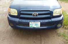 Toyota Tacoma 2002 Blue for sale