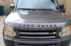 Neatly used grey/silver 2007 Daewoo LR3 automatic in Port Harcourt
