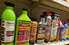 Buy a head gasket sealer to save you a fortune for head gasket issues