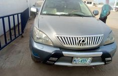 Clean in and out Lexus RX350 2008 Gray color for sale