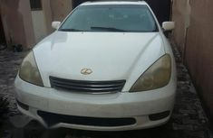 Lexus ES300 2003 White for sale
