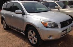 Toyota RAV4 2005 Silver for sale