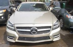 Mercedes-Benz CLS 2012 Gold for sale