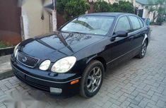 Tokunbo Lexus Gs300 2004 Black for sale
