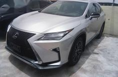 New Lexus RX 2016 Silver for sale