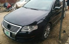 Volkswagen Passat 2005 2.0 Black for sale