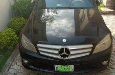 Mercedes-Benz C350 2008 Black for sale