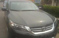 Clean, elegant, Honda Accord 2013 Brown color for sale
