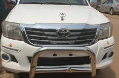 Toyota Hilux 2009 2.5 D-4D 4X4 SRX White for sale
