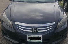 Simply buy and start driving, Honda Accord 2.4 2009 Black color for sale