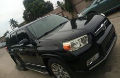 Toyota 4-Runner Limited 4x4 2013 Black for sale
