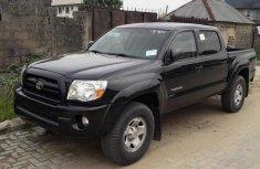 Toyota Tacoma 2007 PreRunner Access Black color for sale
