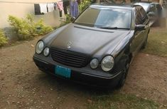 Well maintained Mercedes-Benz E430 2006 Black  color for sale