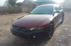Mitsubishi Galant 2003 Red for sale