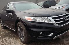 Honda Accord CrossTour 2013 Black for sale