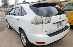 Lexus RX 2005 330 4WD White for sale