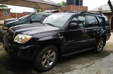 Toyota 4-Runner 2009 Limited 4x4 V6 Black for sale