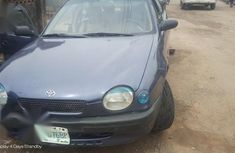 Toyota Corolla Sedan 1999 Blue color for sale