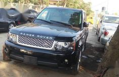 Land Rover Range Rover Sport 2010 Black for sale