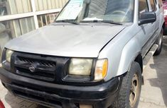Nissan Xterra 2000 Silver for sale