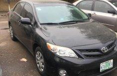 Toyota Corolla 2012 Petrol Automatic Blackfor sale