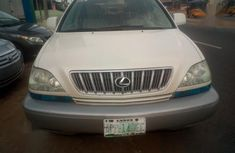 Lexus RX 2002 White for sale