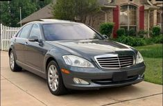 2007 Mercedes-Benz S550 Petrol Automatic  for sale