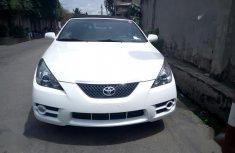 Toyota Solara 2007 White for sale
