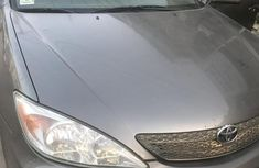 None accidental, first body Toyota Camry 2004 Gray color for sale