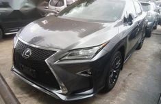 Lexus RX 2016 Gray for sale