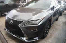 Lexus RX 2016 Gray for sale
