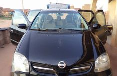 Nissan Almera Tino 2005 Black  for sale