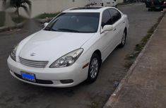 Lexus ES 2002 300 White for sale