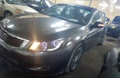 Honda Accord 2009 Gray for sale