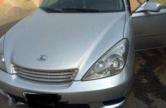 Good Engine, transmission Lexus ES 2002 300 Silver color for sale